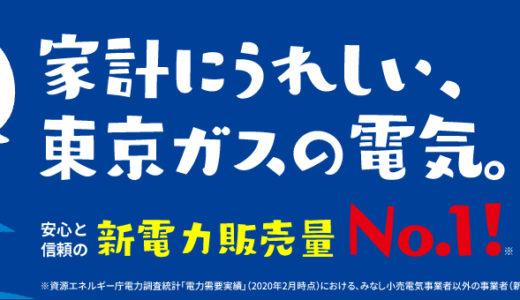 東京ガスと電気をまとめると電気代が節約できる?乗り換えのメリットと評判