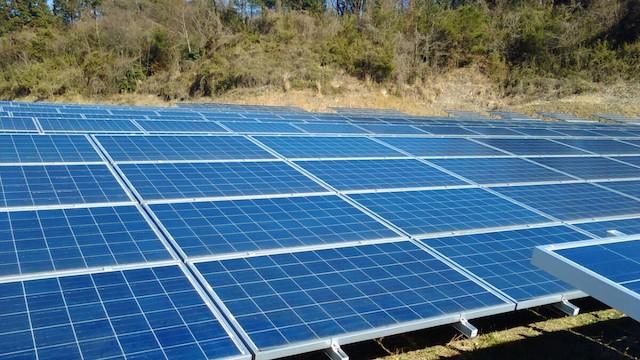 光 投資 太陽 発電